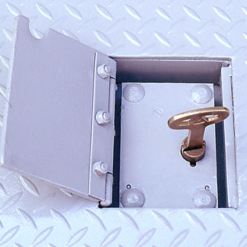 Lock Option High Security Detention