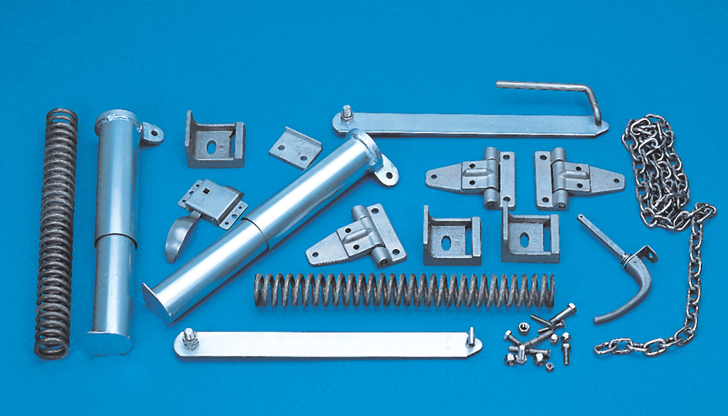 Type 316 Stainless Steel Hardware 1RSOP-3