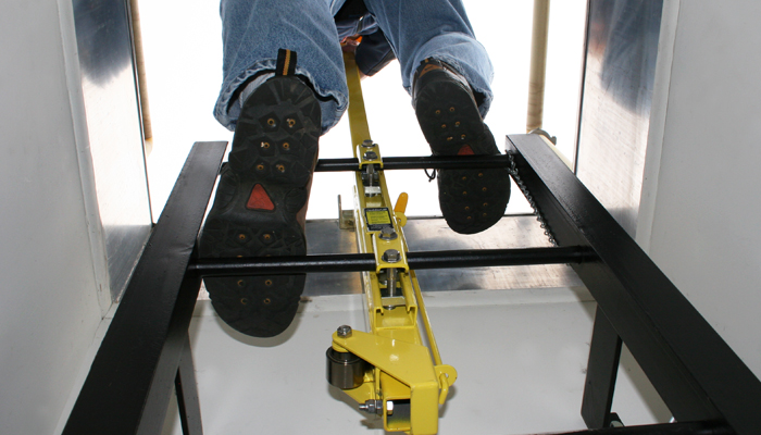 LadderUP® Safety Post 1LU-1