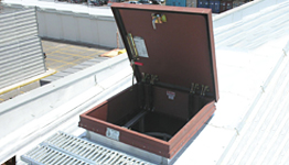 Type E Roof Hatch-Ladder Access 1E-1