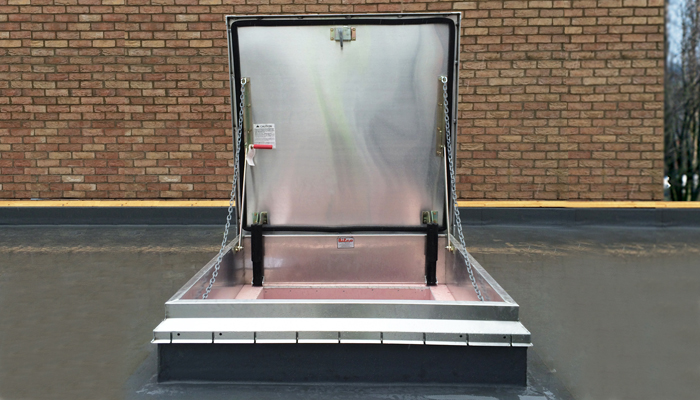 Type F Roof Hatch-Equipment Access 1F-1
