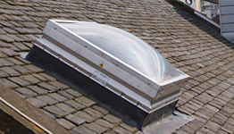 Type GS & GSS Roof Hatch and Skylight 1GS-1