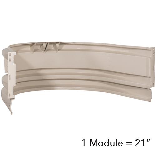 StakWEL® Window Wells-Modular Design
