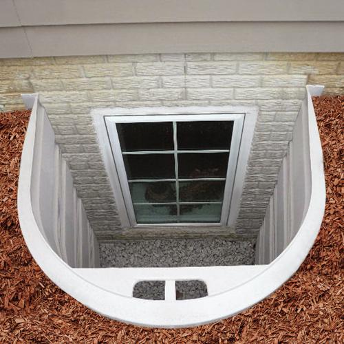 Stakwel 174 Window Wells Modular Design